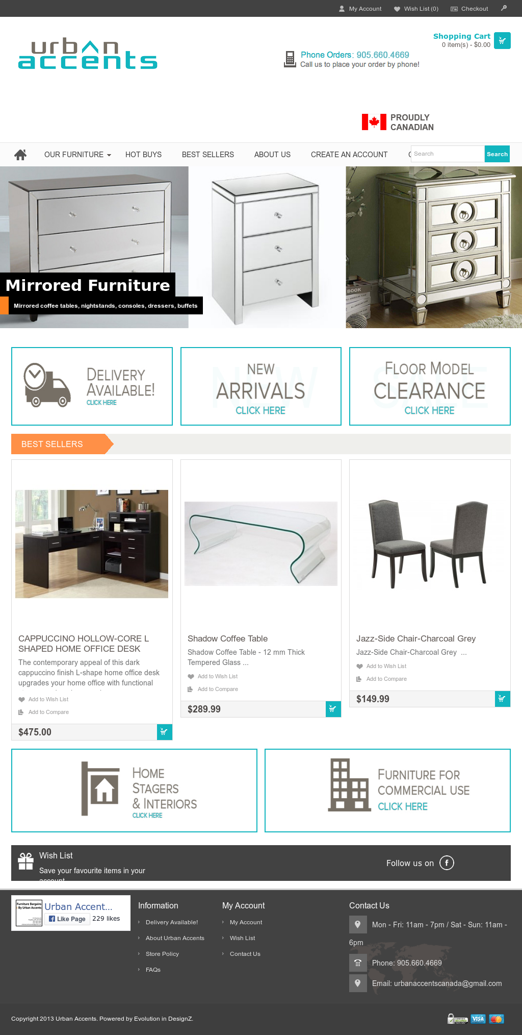 urban accents furniture. Urban Accents Toronto Website History Furniture I