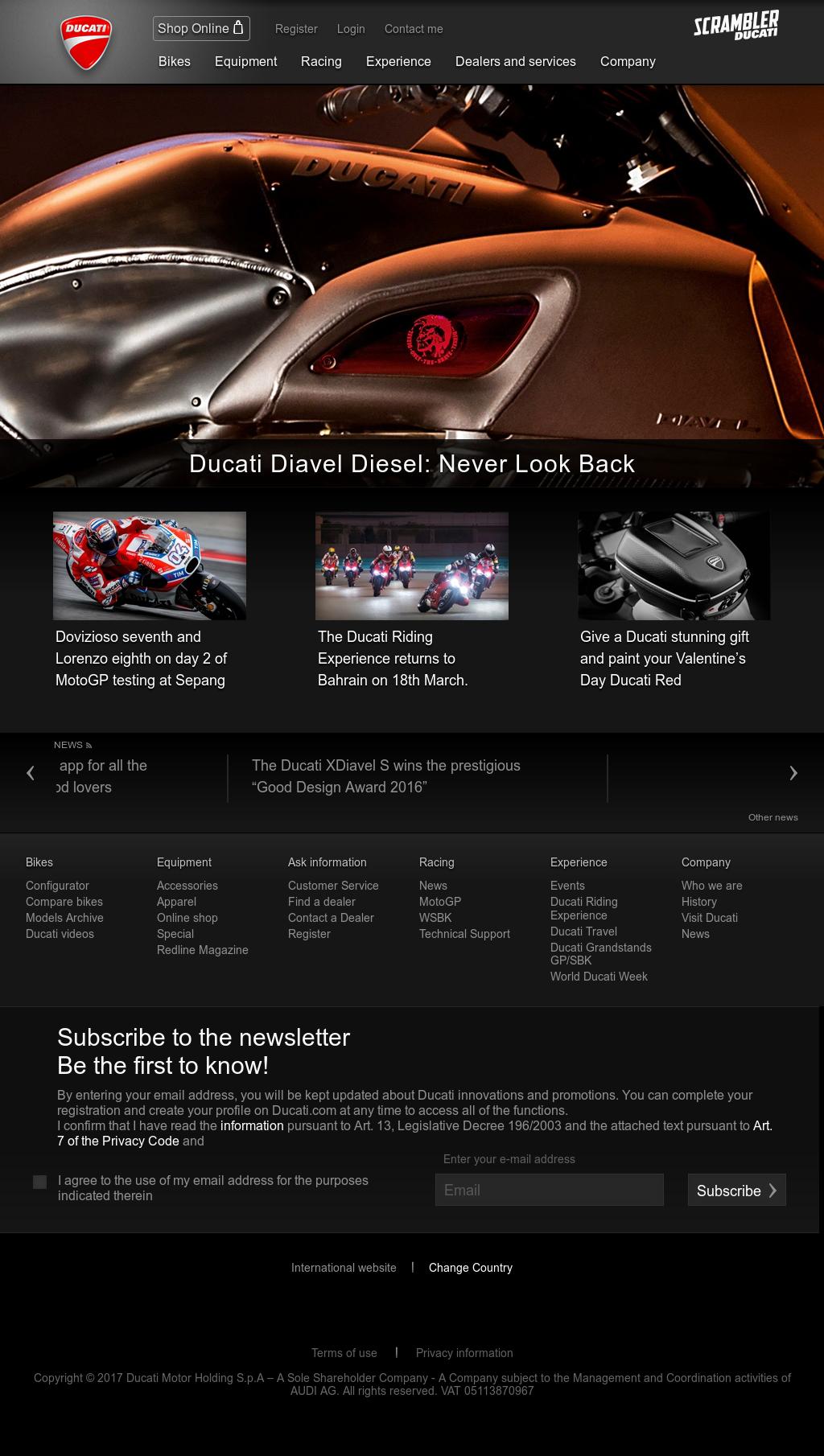 Ducati Competitors Revenue And Employees Owler Company Profile