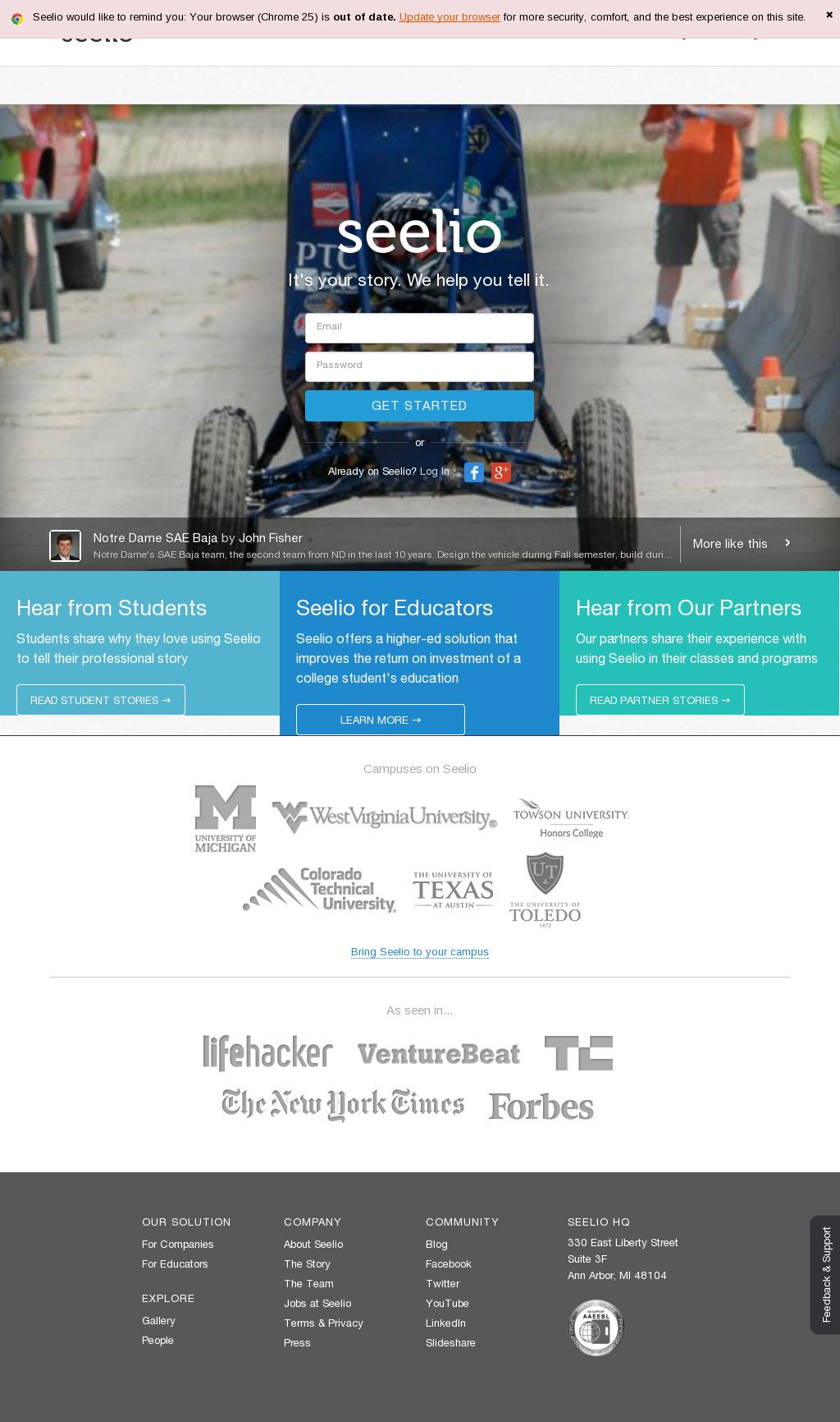 Seelio Competitors, Revenue and Employees - Owler Company Profile