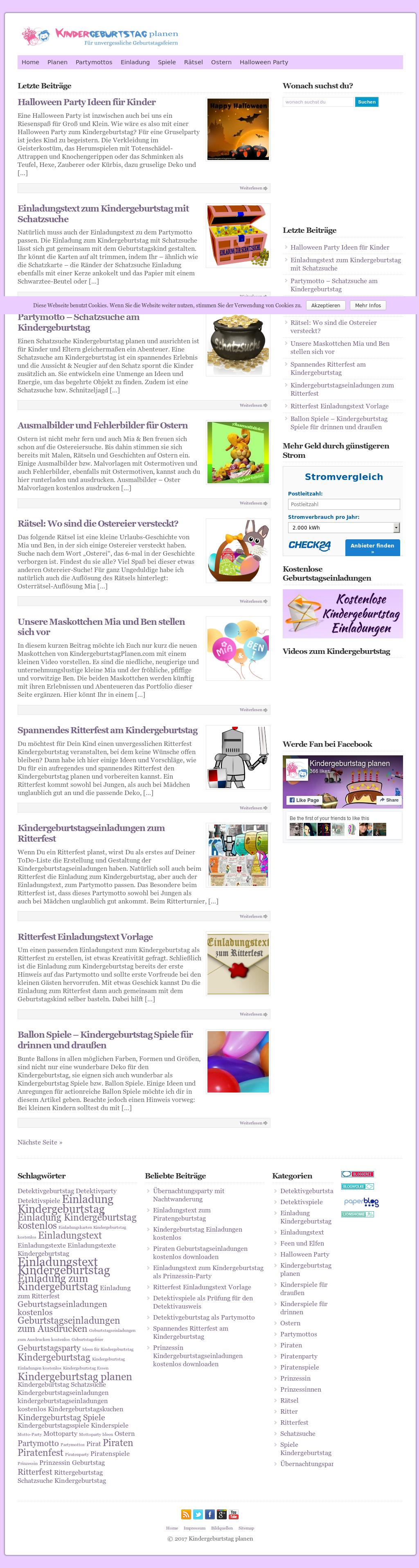 Kindergeburtstag Planen Competitors Revenue And Employees