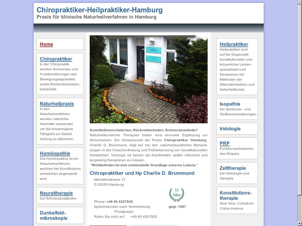 chiropraktiker hamburg