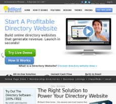 Brilliant Directories Competitors, Revenue and Employees - Owler