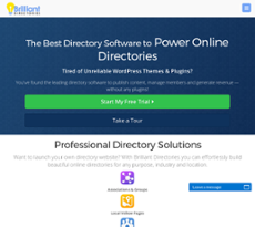 Brilliant Directories Competitors, Revenue and Employees