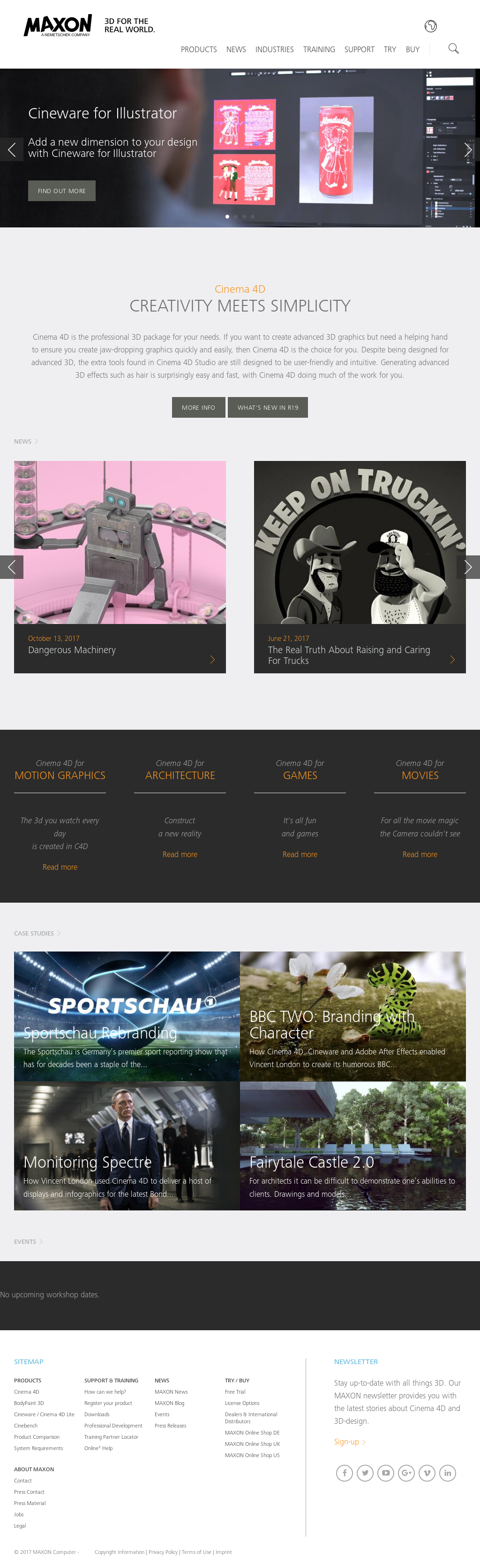 MAXON Competitors, Revenue and Employees - Owler Company Profile