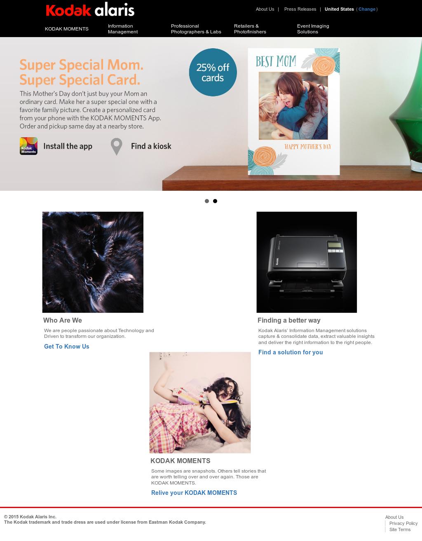 Kodak Alaris Competitors, Revenue and Employees - Owler