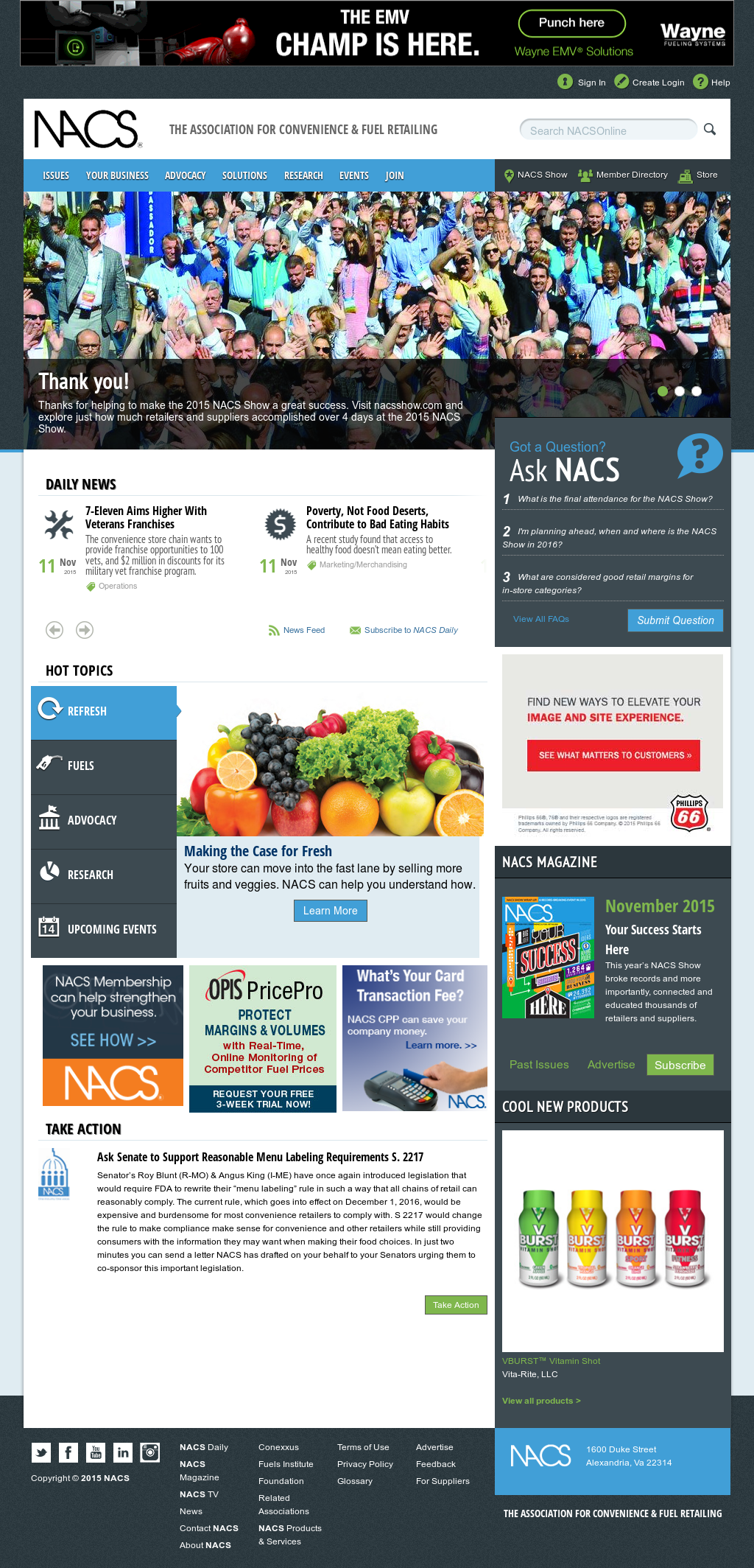 Nacsonline Competitors, Revenue and Employees - Owler