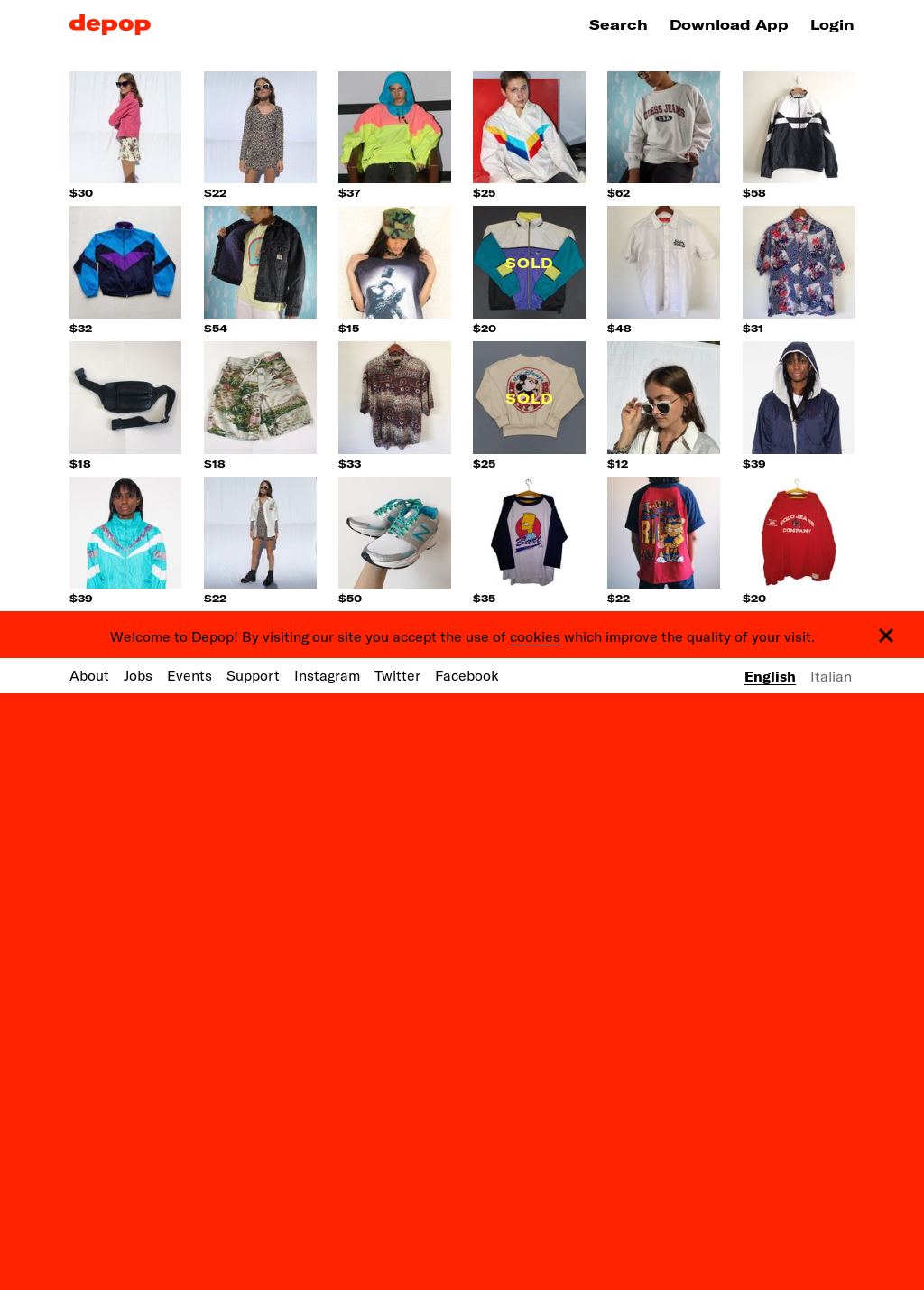 f0c47c628 Depop Competitors, Revenue and Employees - Owler Company Profile