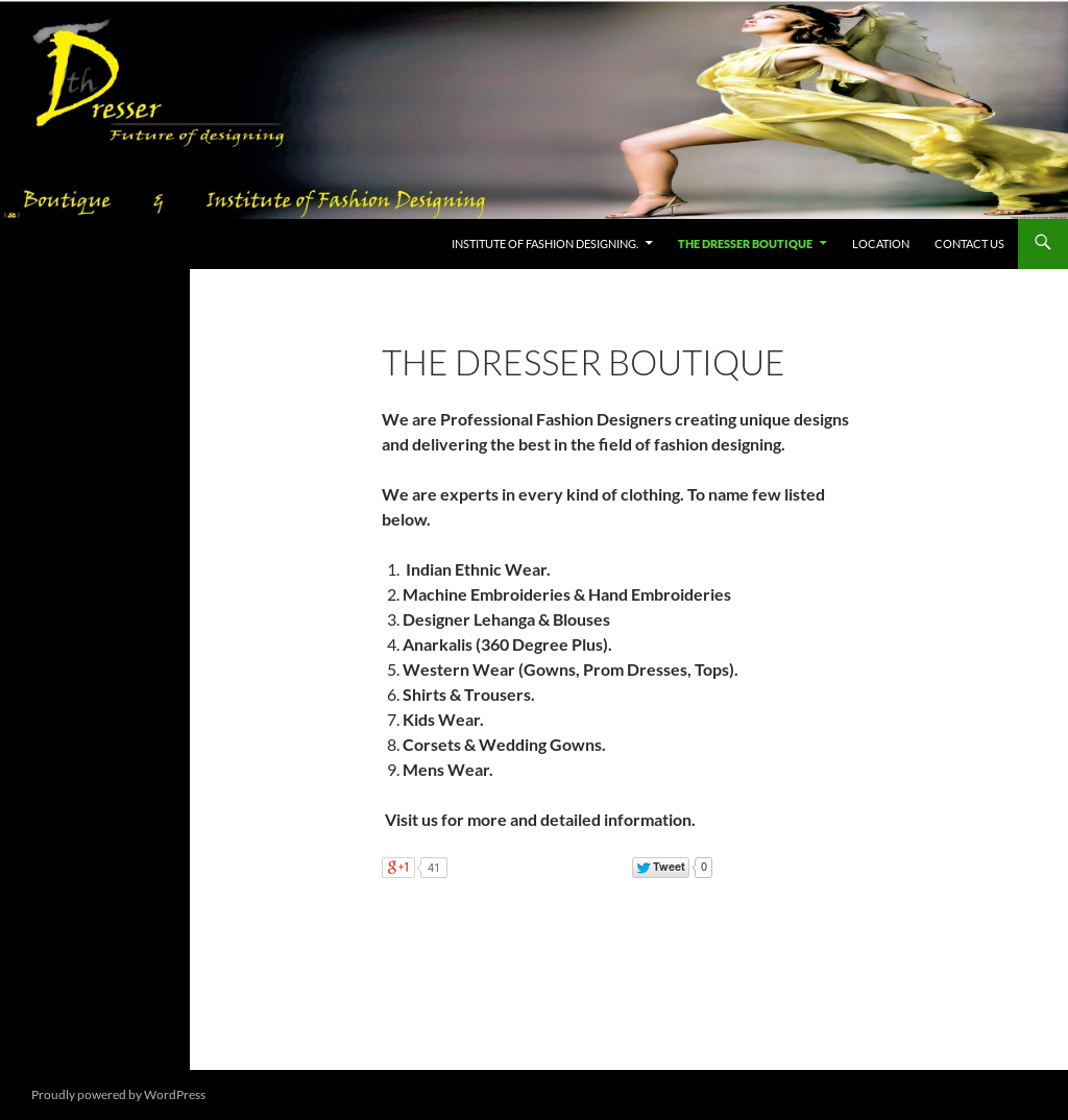 The Dresser Boutique Institute Competitors Revenue And Employees Owler Company Profile