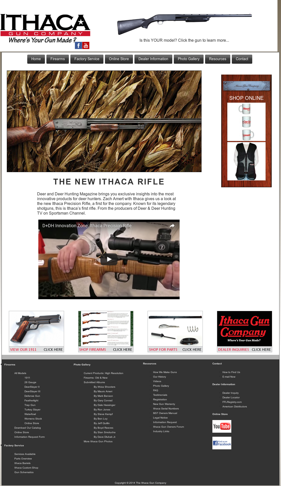 Ithaca Gun Competitors, Revenue and Employees - Owler