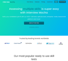 Interview Mocha Competitors, Revenue and Employees - Owler