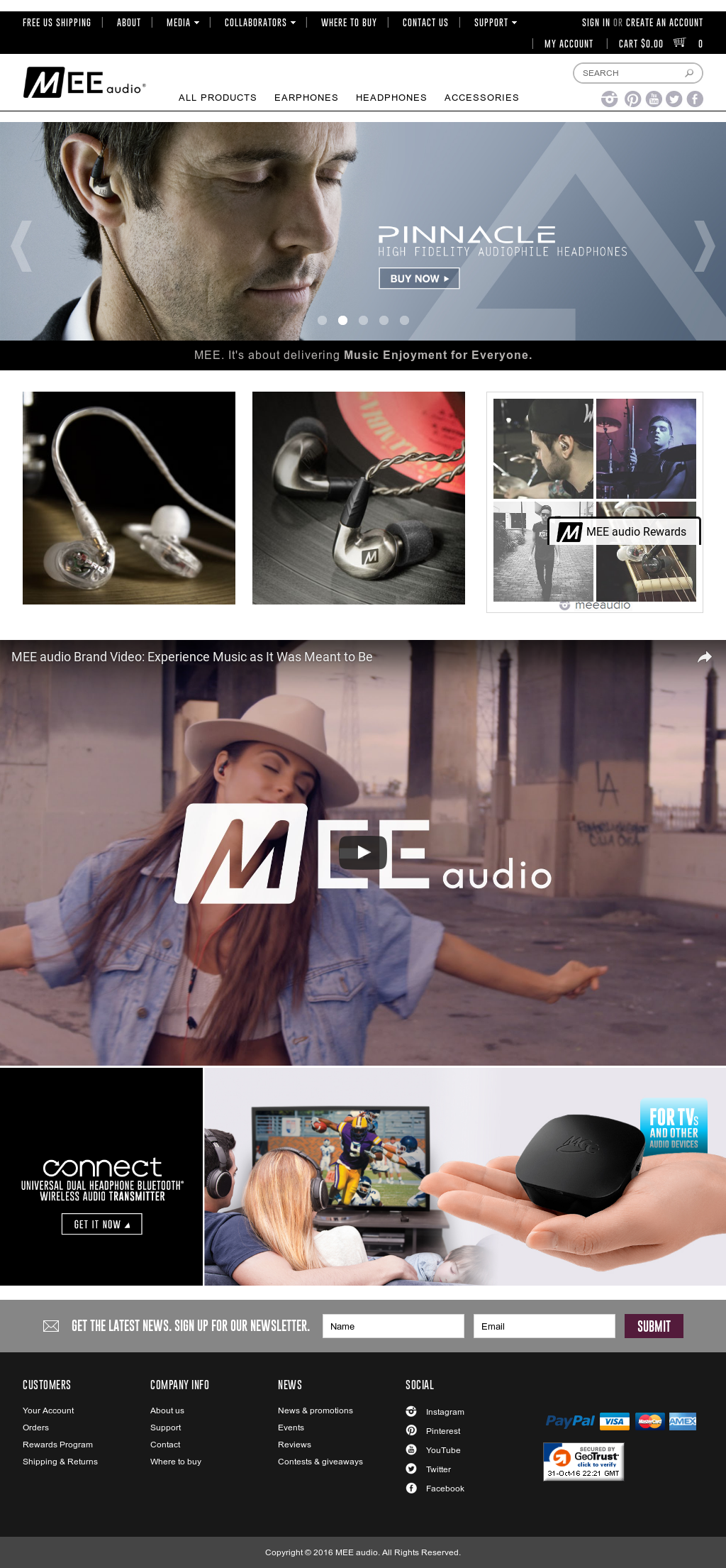 MEE audio Competitors, Revenue and Employees - Owler Company