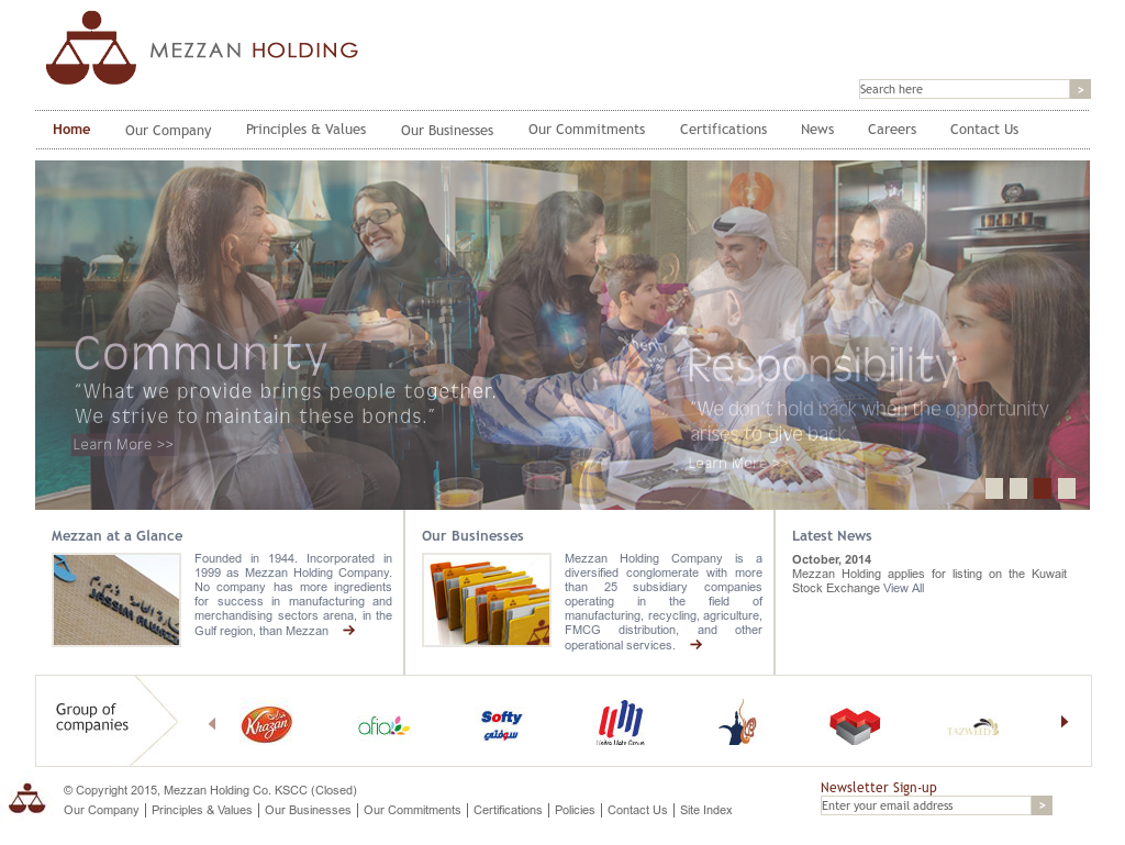 Mezzan Holding Competitors, Revenue and Employees - Owler