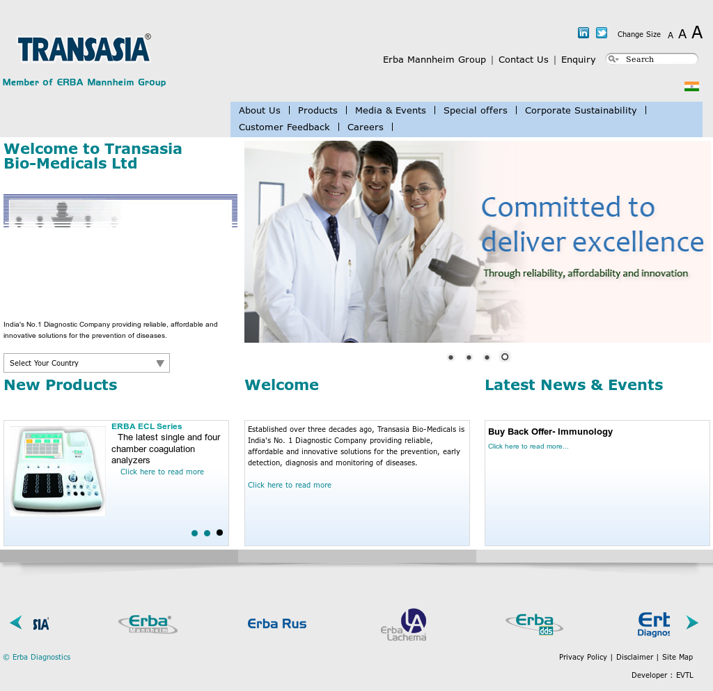 Owler Reports - Transasia: Transasia Bio-Medicals to launch IPO to