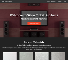 Silver Ticket Products Competitors, Revenue and Employees