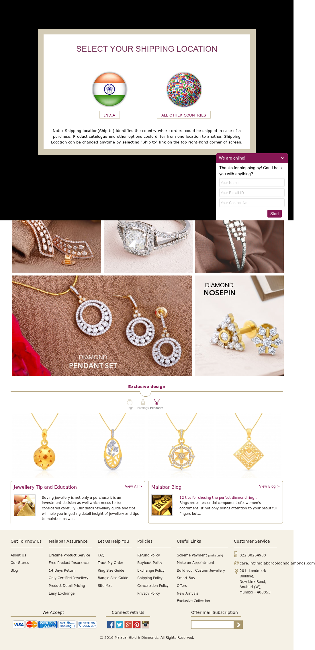 Malabar Gold & Diamonds Company Profile - Revenue, Number of ...