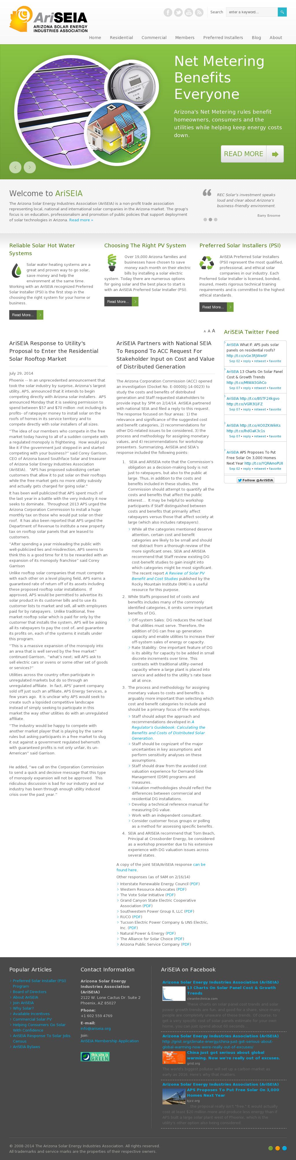 AriSEIA Competitors, Revenue and Employees - Owler Company Profile