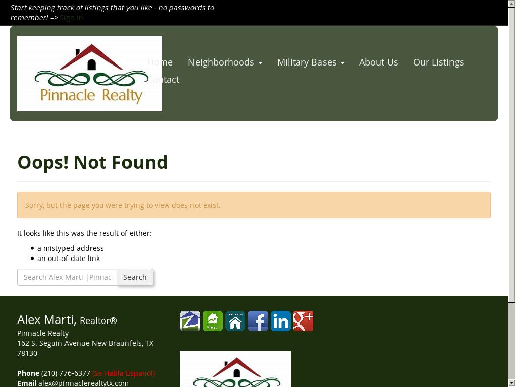 San Antonio & New Braunfels Texas Real Estate Expert