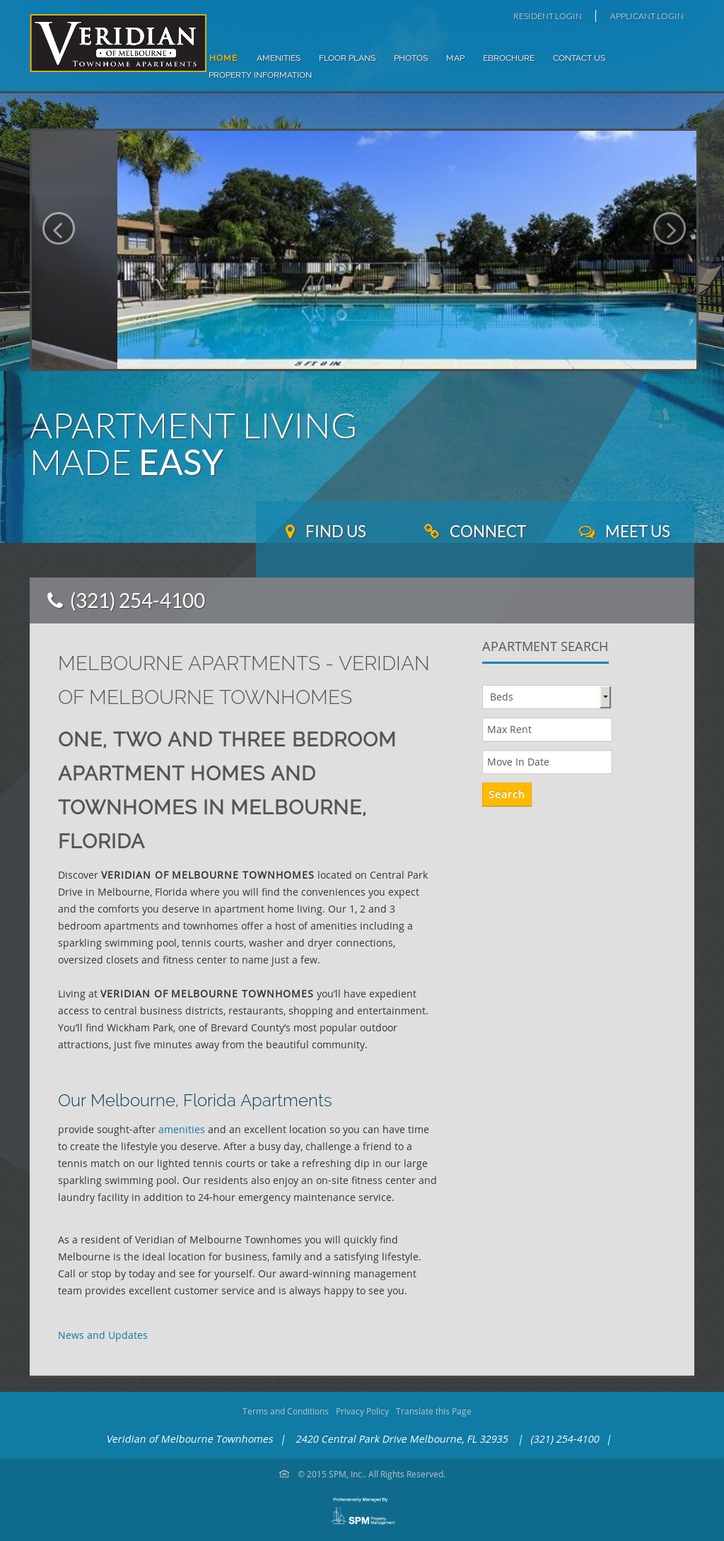 Veridian Of Melbourne Townhomes Competitors, Revenue and