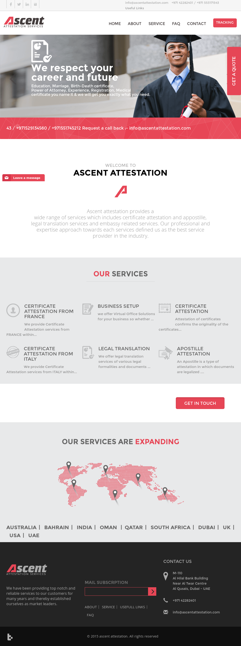 ascent attestation services competitors revenue and employees owler company profile