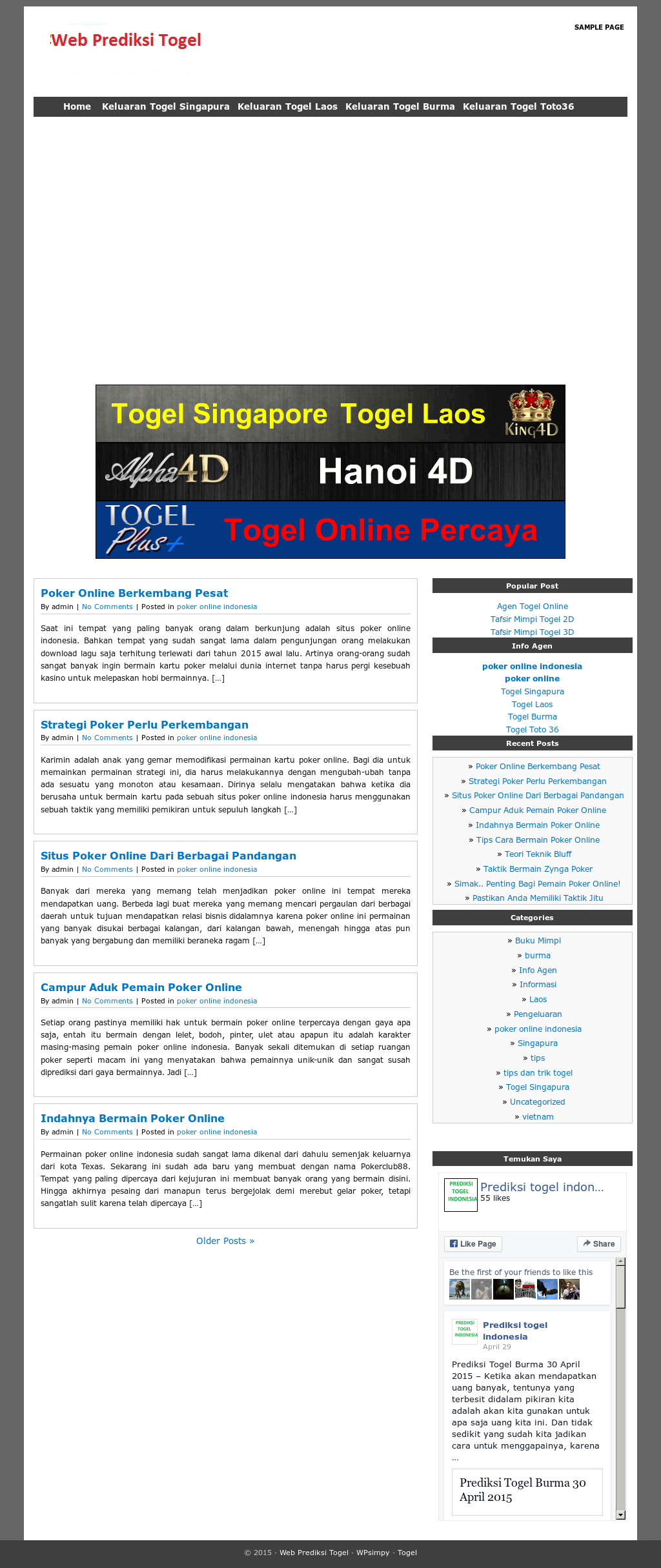 Prediksi Togel Indonesia S Competitors Revenue Number Of Employees Funding Acquisitions News Owler Company Profile