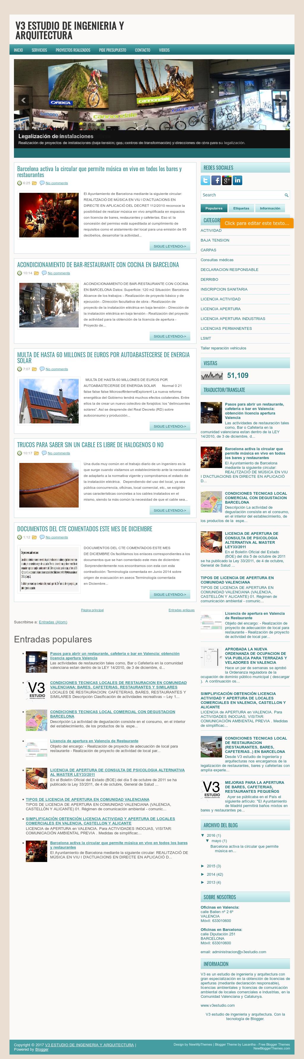 V3 Estudio De Ingenieria Y Arquitectura Competitors Revenue