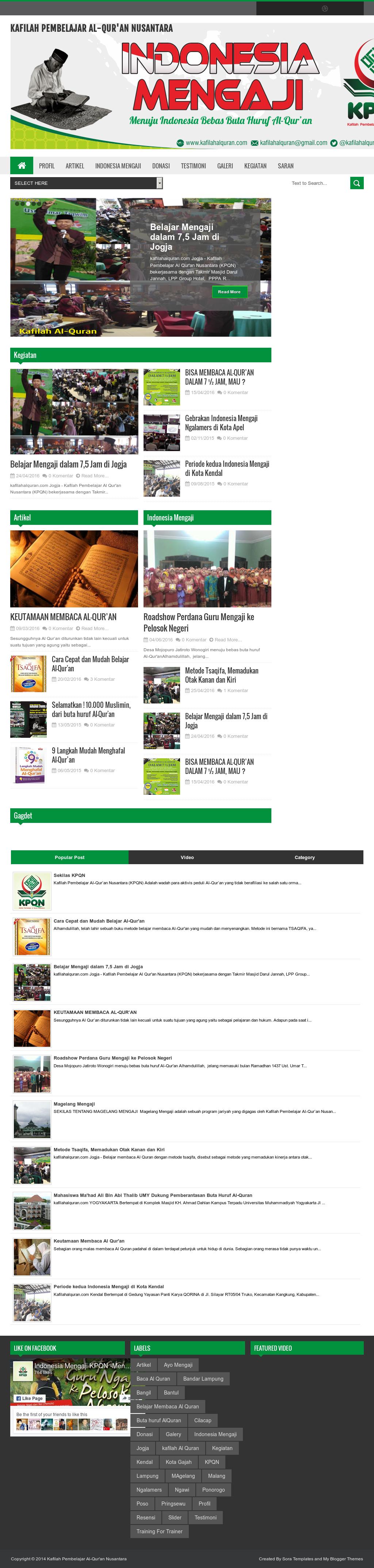 Kafilah Pembelajar Al Quran Nusantara Kpqn Competitors Revenue And 9 Langkah Mudah Menghafal Employees Owler Company Profile