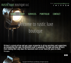 Rustic Luxe Boutique Competitors, Revenue and Employees