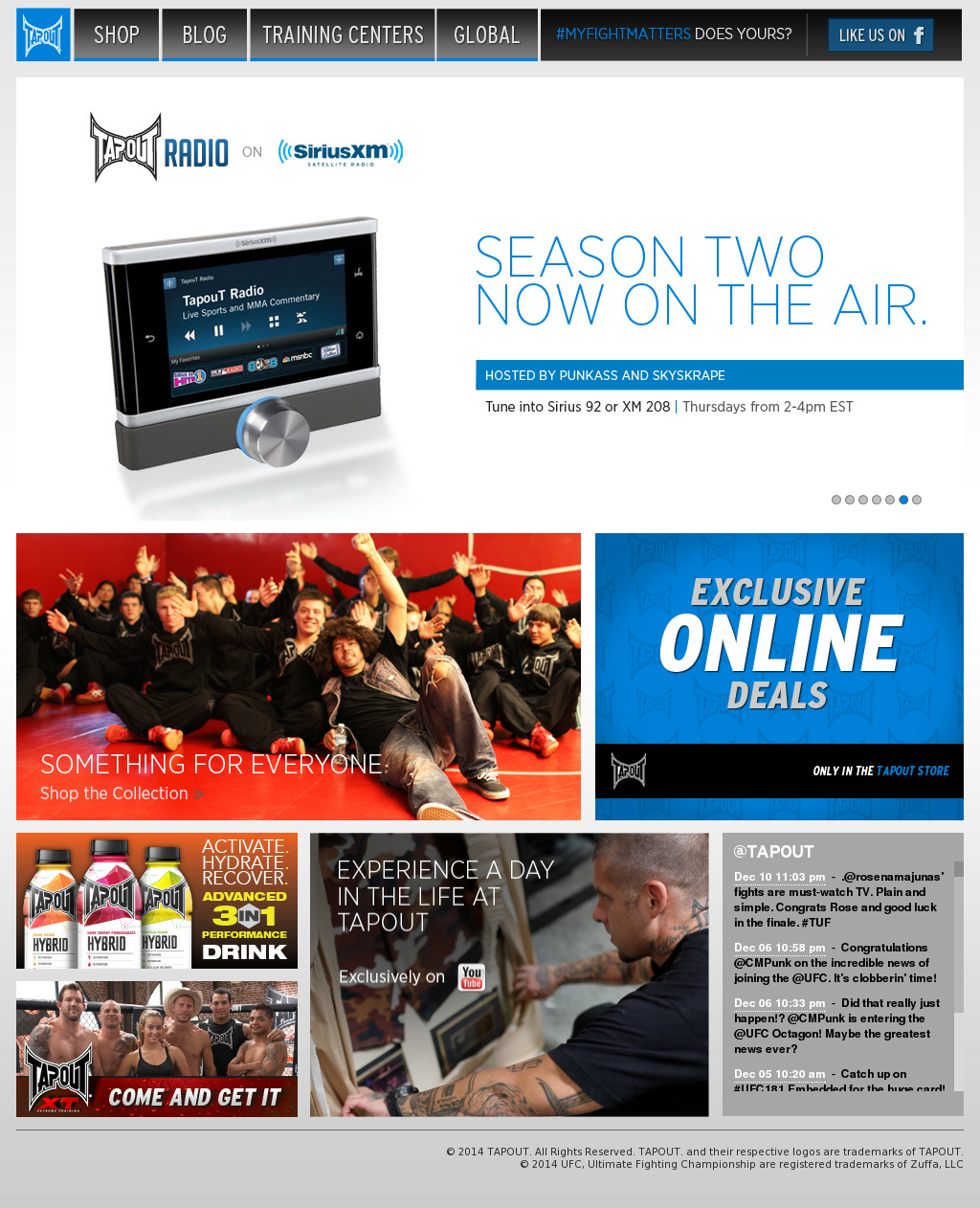 TapouT Competitors, Revenue and Employees - Owler Company Profile