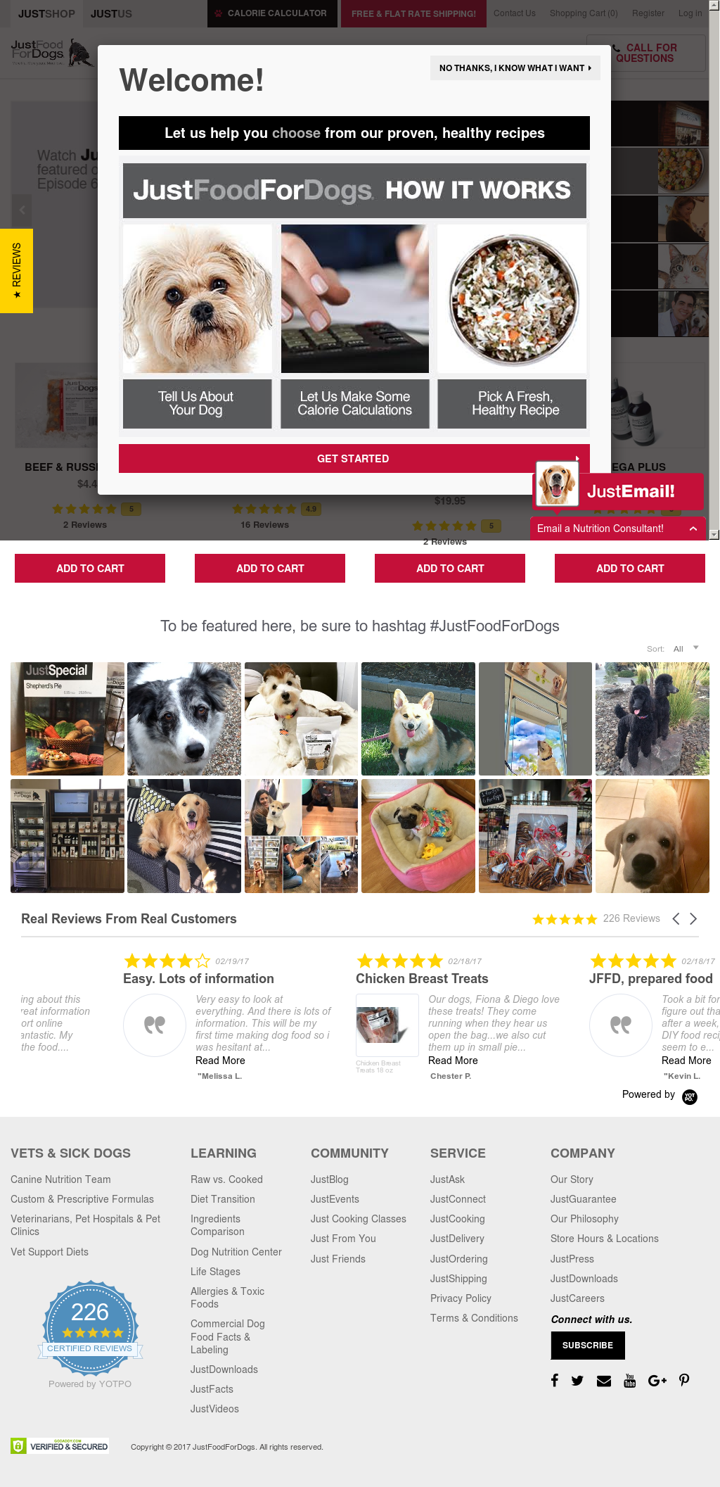 JustFoodForDogs Competitors, Revenue and Employees - Owler Company
