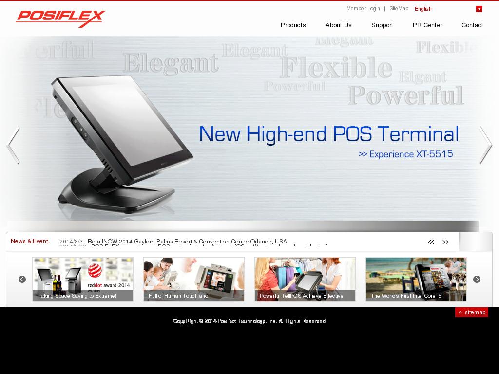 Owler Reports - Posiflex: Posiflex Showcases Latest Kiosk