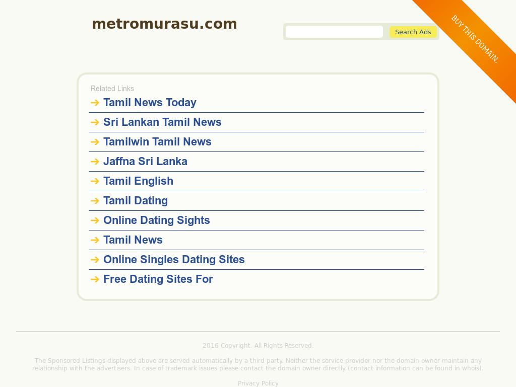 Metromurasu Competitors, Revenue and Employees - Owler