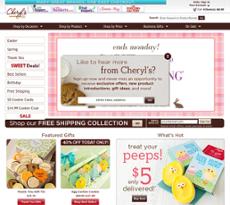 Cheryl's Competitors, Revenue and