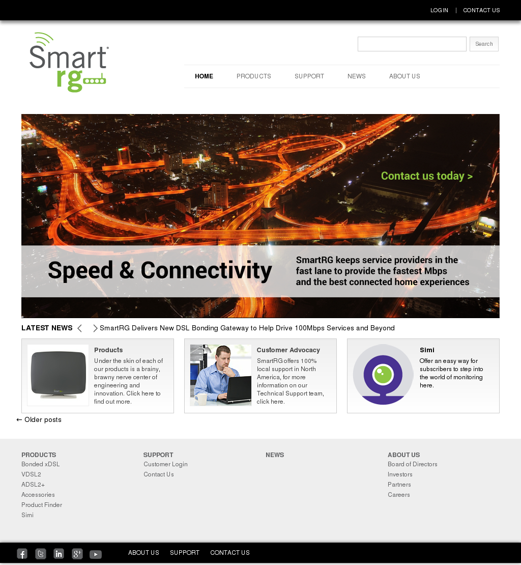 SmartRG Competitors, Revenue and Employees - Owler Company
