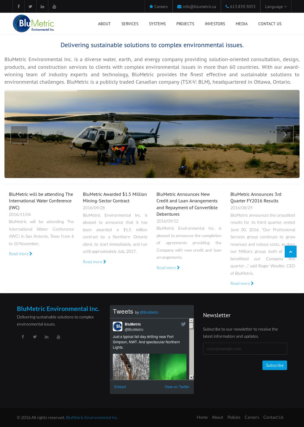 online environmental inc