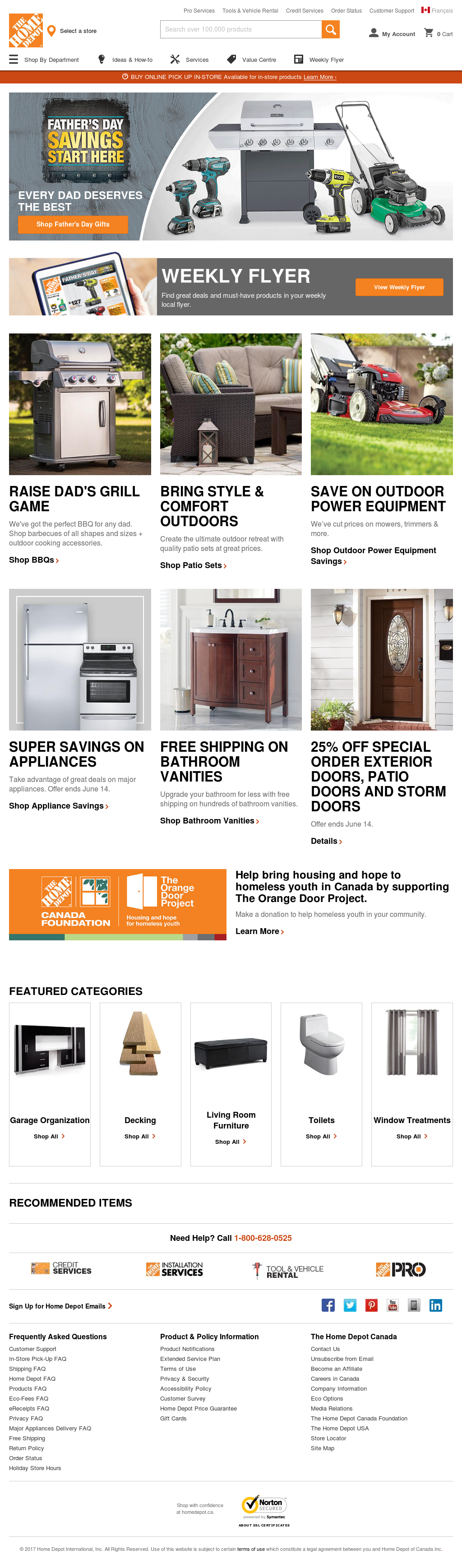 Home Depot Of Canada Competitors, Revenue and Employees - Owler ...