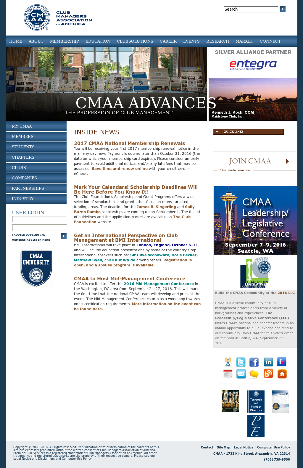 Cmaa Competitors Revenue And Employees Owler Company Profile