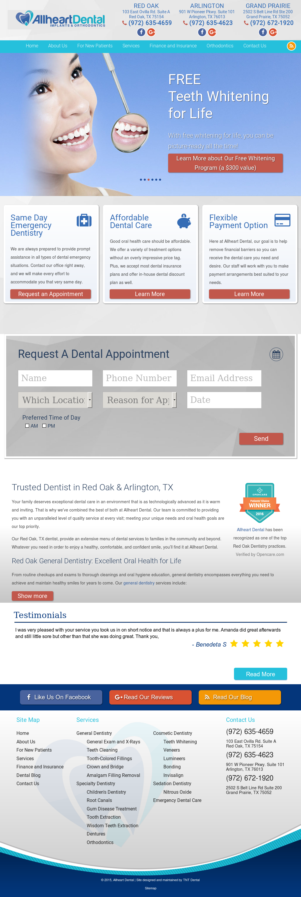 Allheart Dental Competitors, Revenue and Employees - Owler