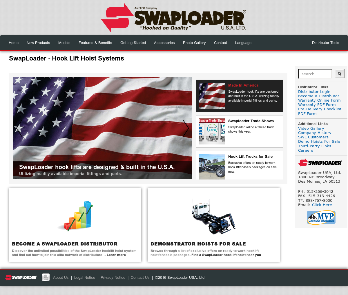 SwapLoader USA Competitors, Revenue and Employees - Owler Company