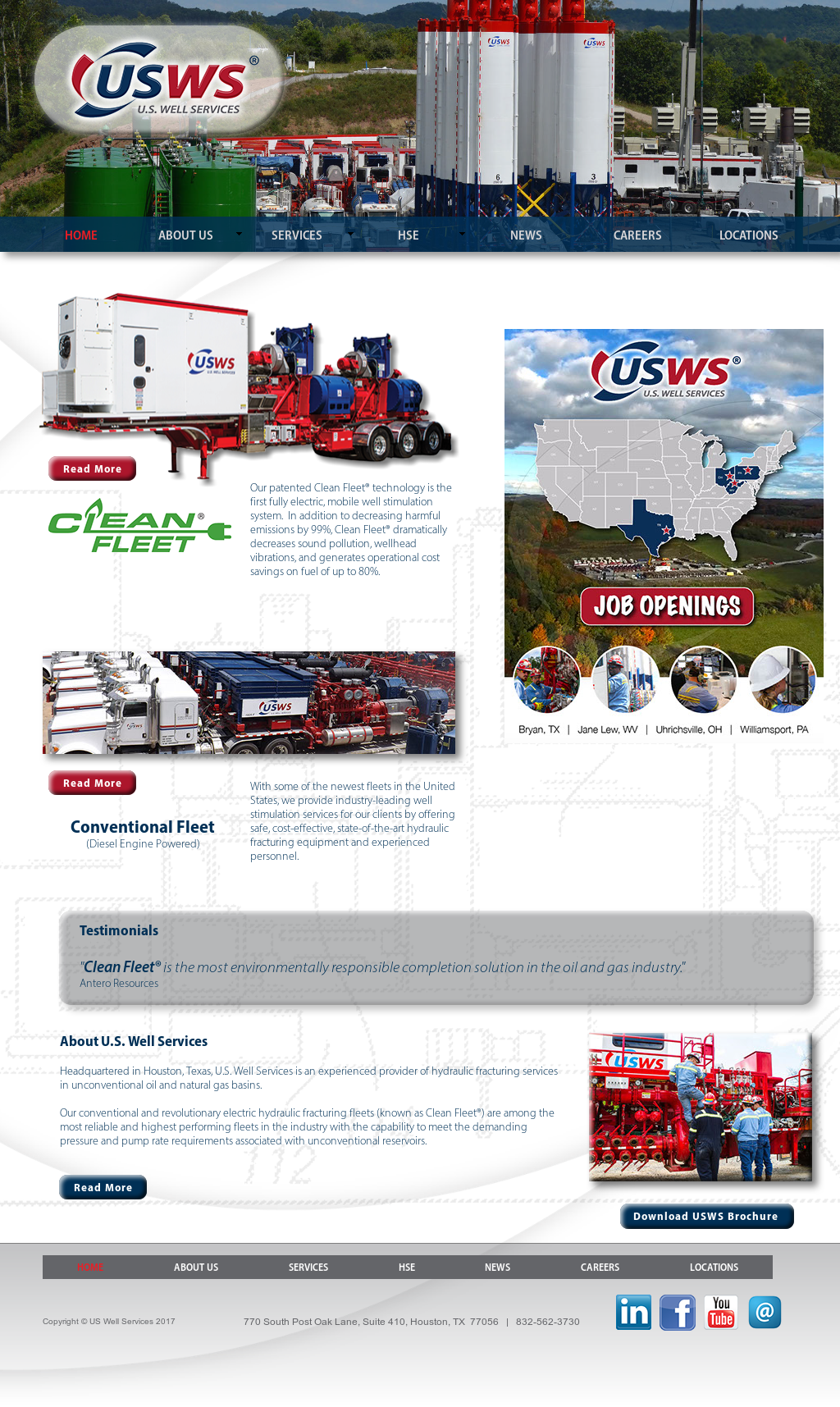 USWS Competitors, Revenue and Employees - Owler Company Profile