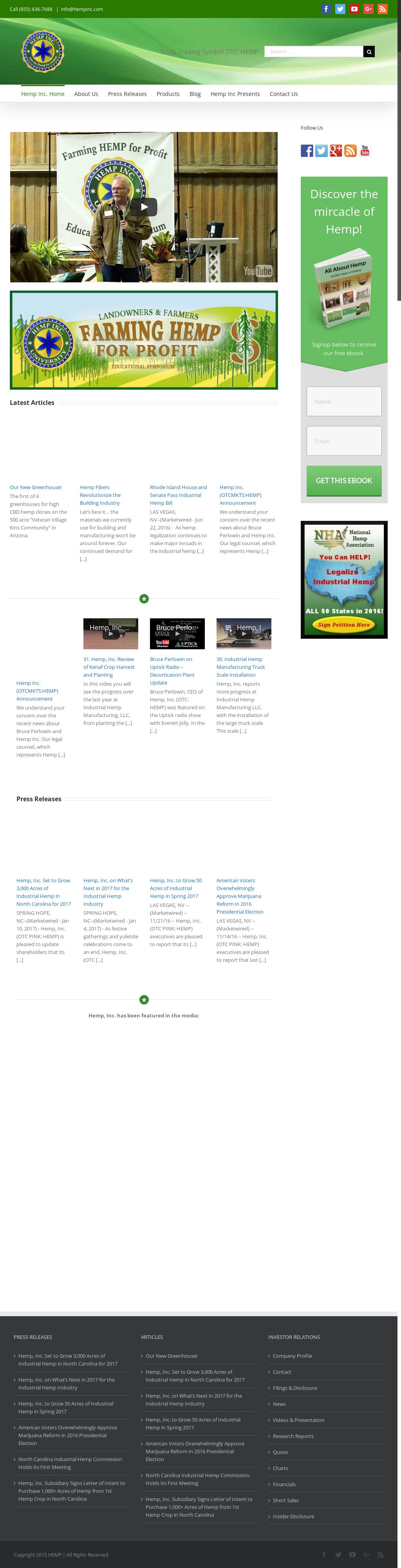 Hemp Competitors, Revenue and Employees - Owler Company Profile