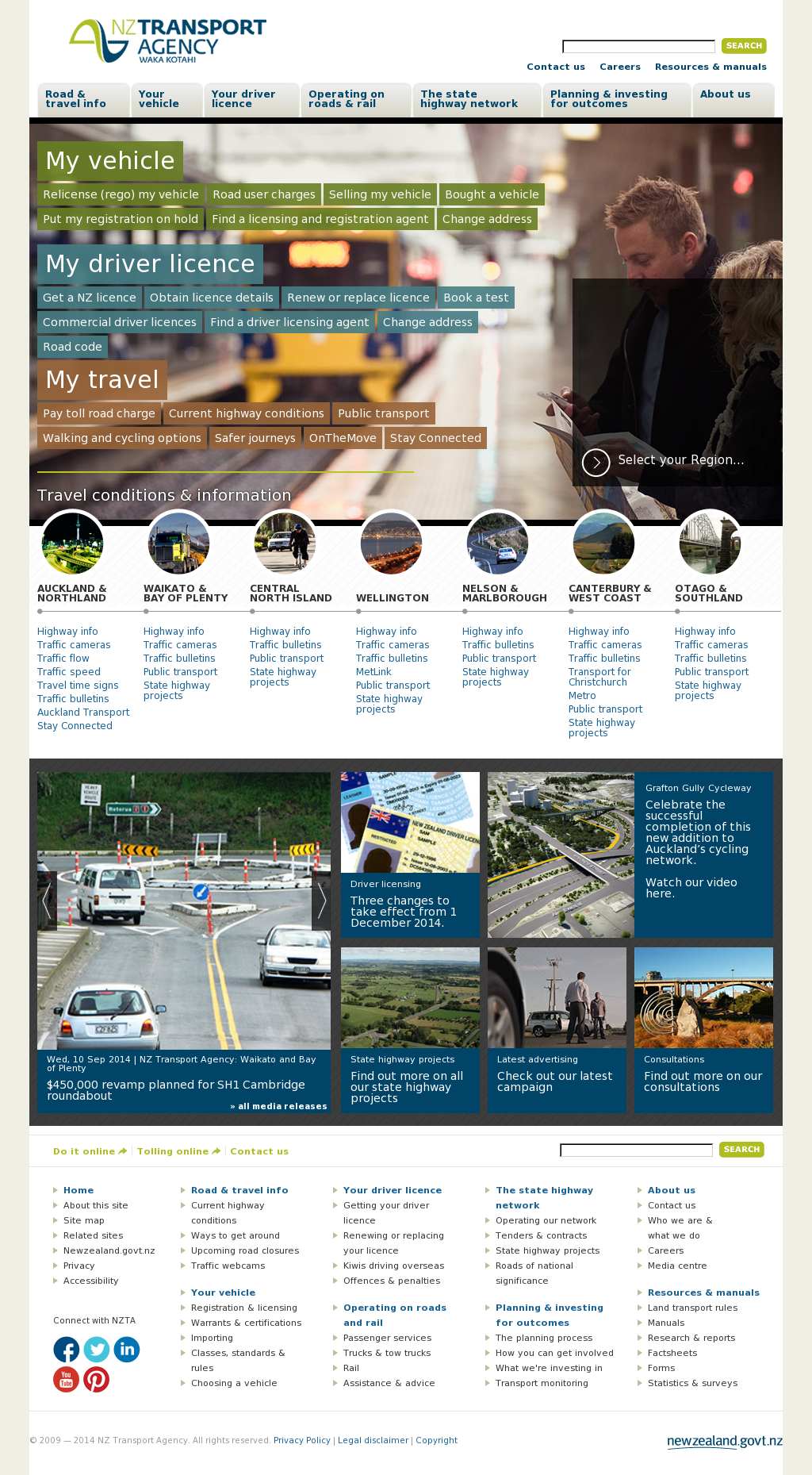 Owler Reports - NZ Transport Agency: NZTA launches