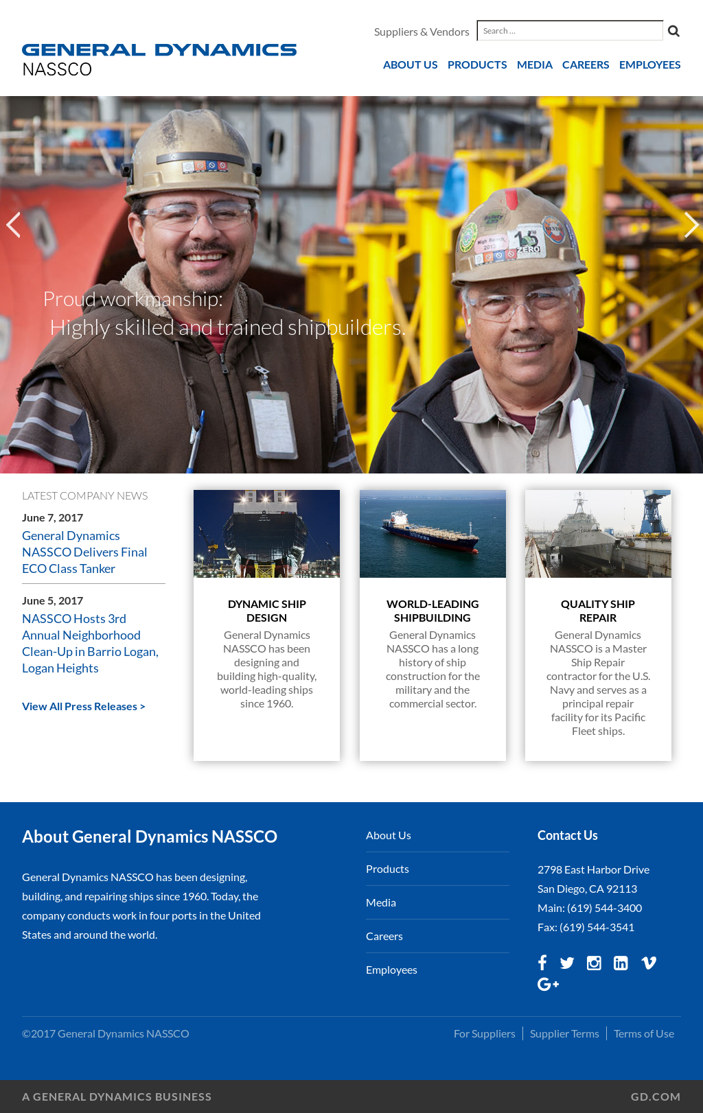 Nassco Competitors, Revenue and Employees - Owler Company