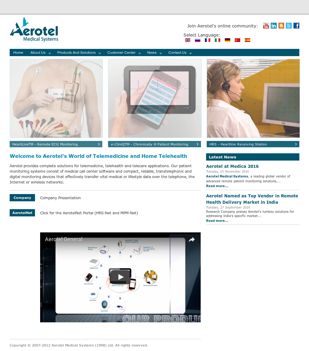 Aerotel Competitors, Revenue and Employees - Owler Company Profile