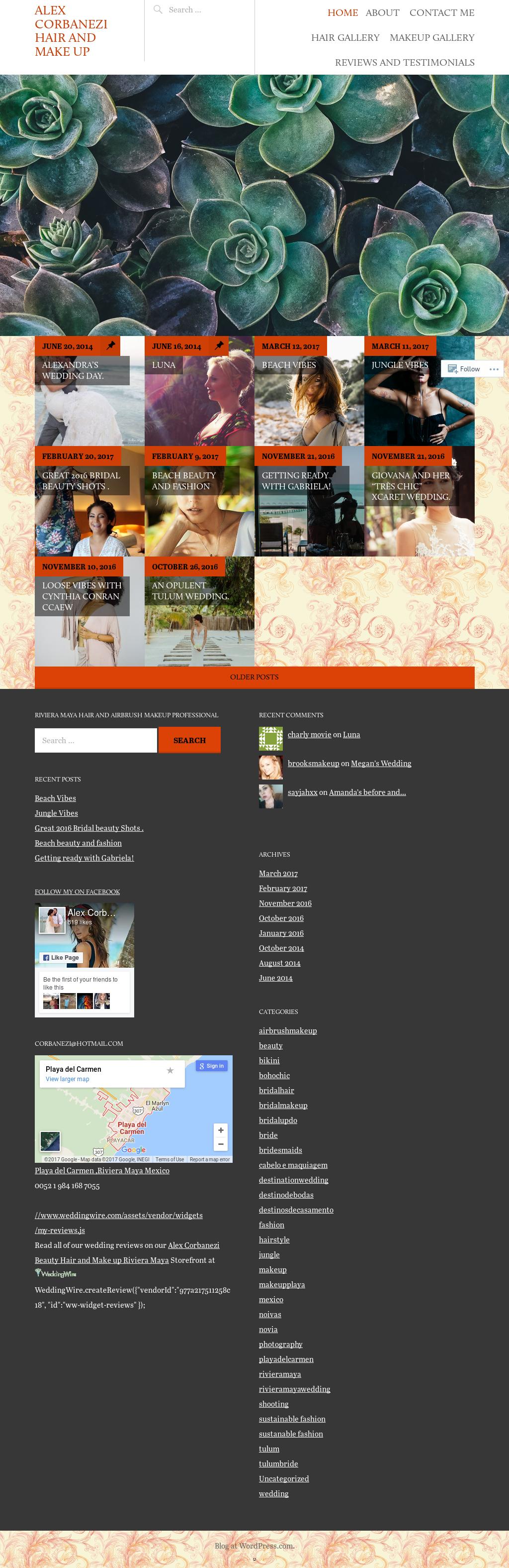 Alex Corbanezi Beauty Hair And Makeup Competitors, Revenue and ...