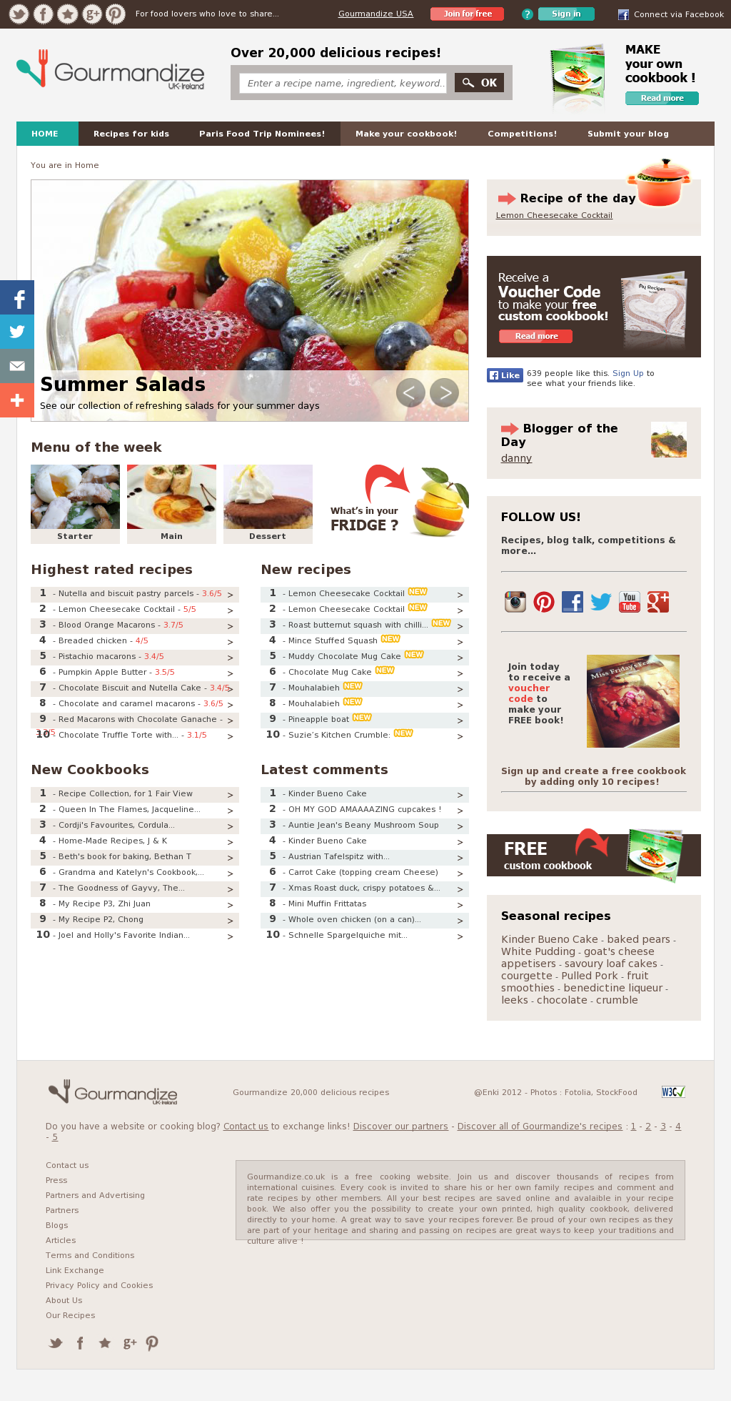 Gourmandize Competitors, Revenue and Employees - Owler