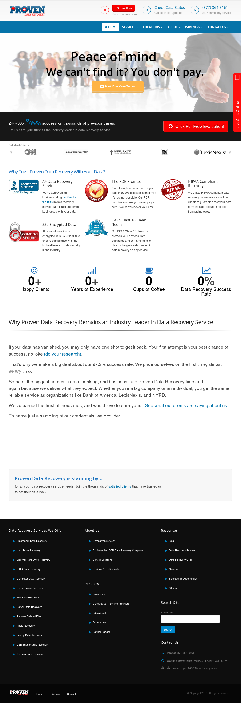 Data Recovery Indianapolis