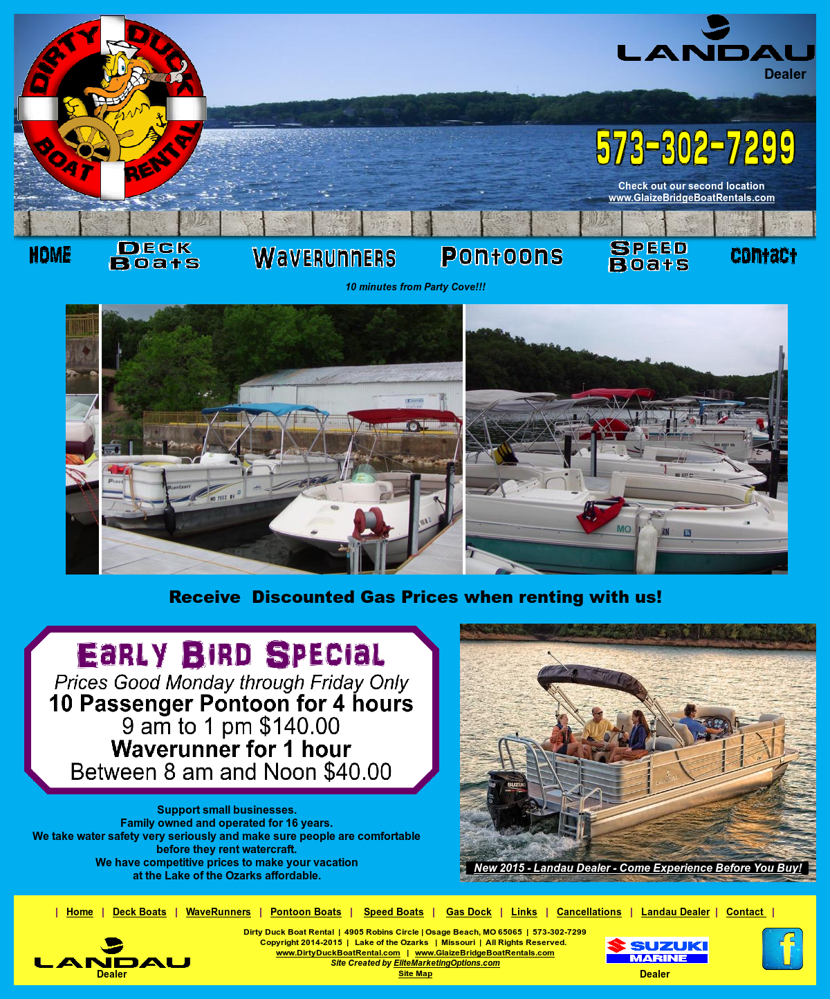Glaize Bridge Boat Rentals Competitors Revenue And
