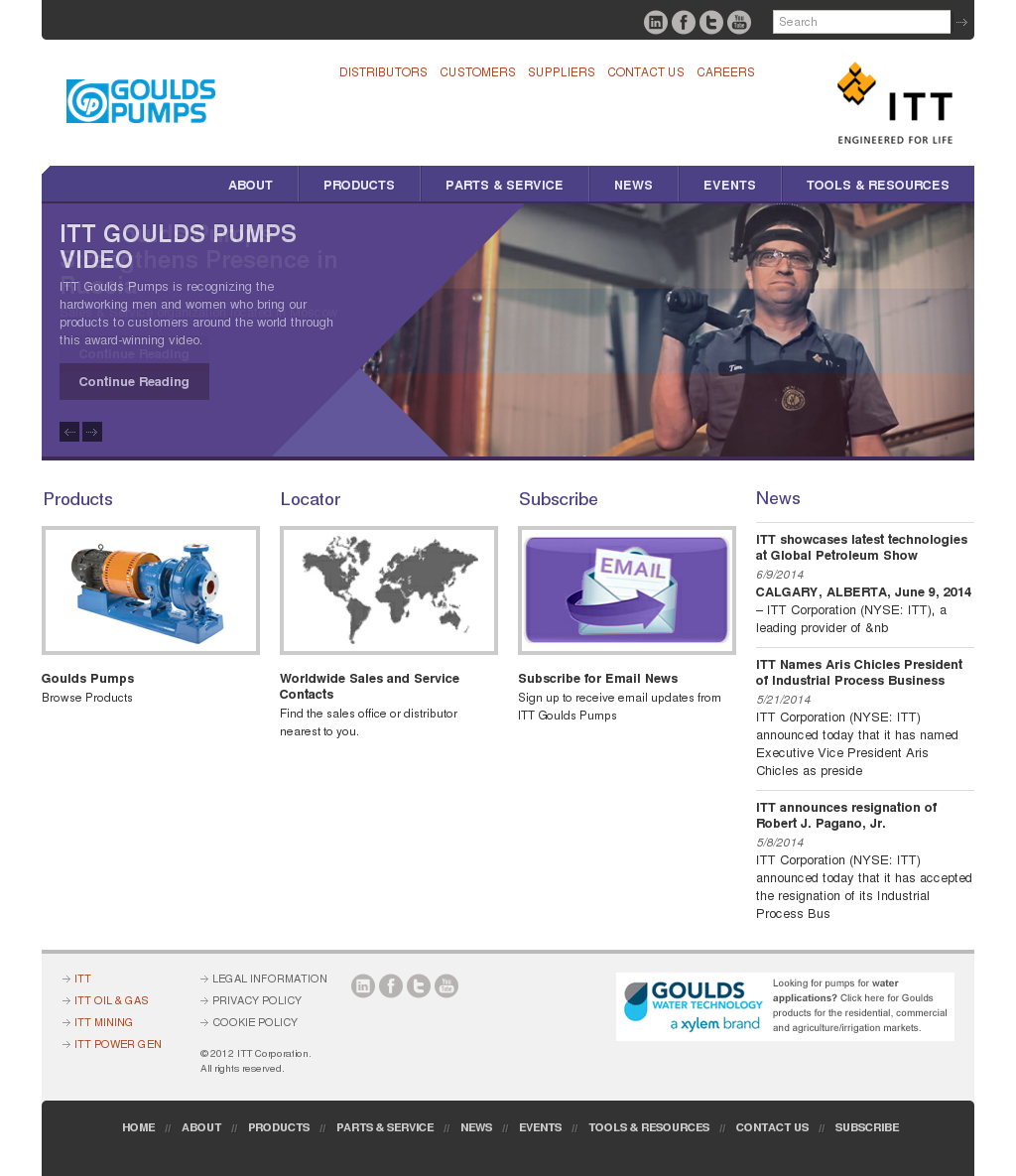 ITT Competitors, Revenue and Employees - Owler Company Profile