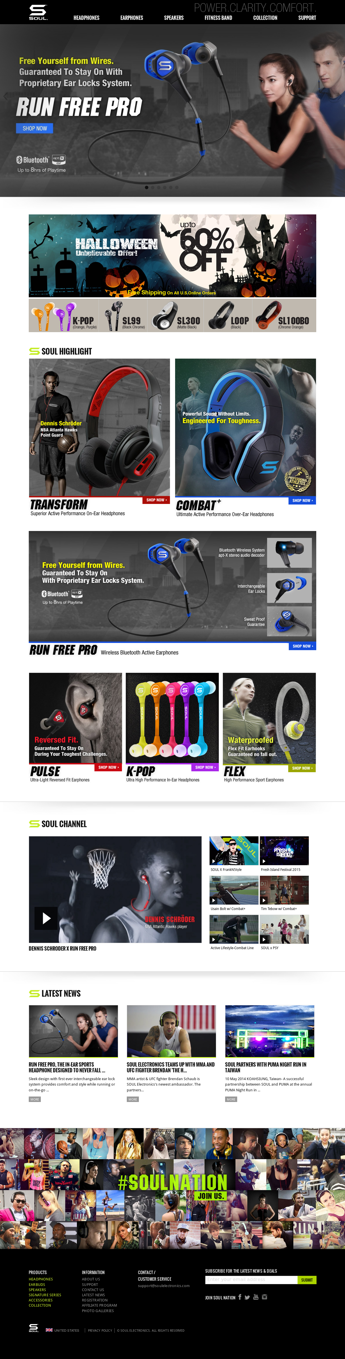 Soul Electronics Competitors Revenue And Employees Owler Company Run Free Pro Wireless Bluetooth Earphone Headset Storm Black Profile