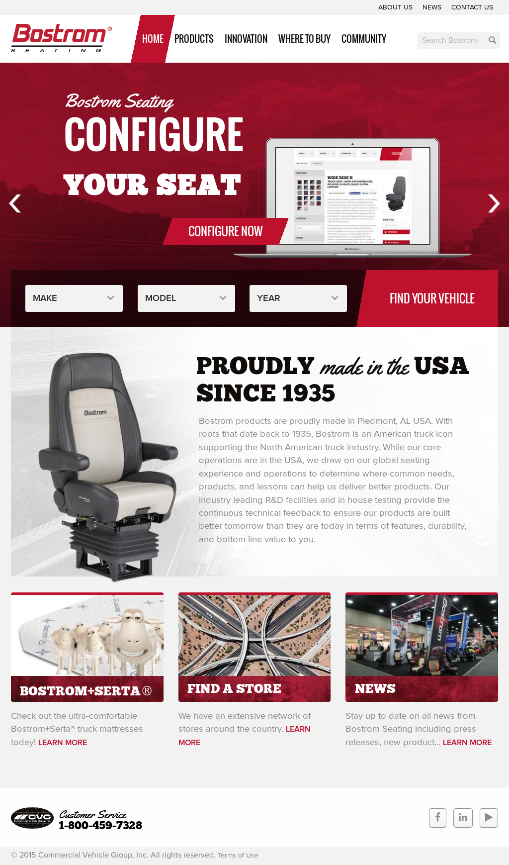 Bostrom Seating Competitors, Revenue and Employees - Owler Company